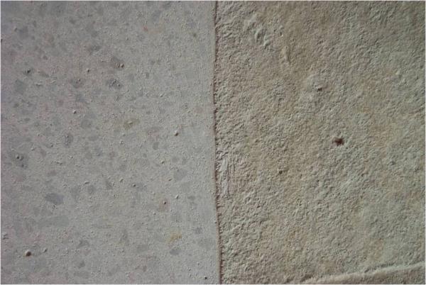 Procotech Floor Preparation Concrete Repair Rain