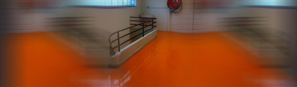 Polished concrete - 